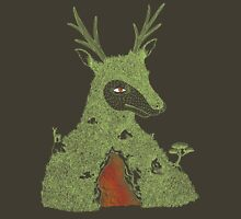 Stag at the Heart of the Mountain Unisex T-Shirt