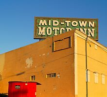 Mid-Town Motor Inn by Rodney Williams