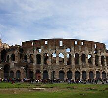 The Colosseum by annalisa bianchetti
