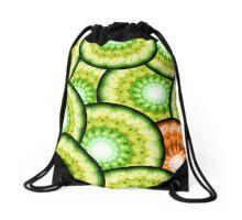 Glass Limes Drawstring Bag
