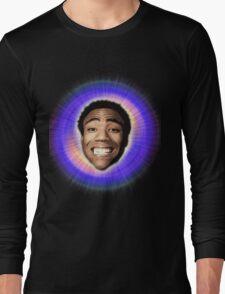 Childish Gambino (Starburst) Long Sleeve T-Shirt