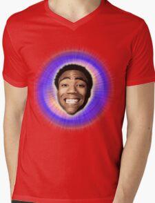 Childish Gambino (Starburst) Mens V-Neck T-Shirt