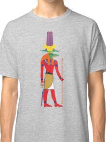 Sobek [FRESH Colors]   Egyptian Gods, Goddesses, and Deities Classic T-Shirt