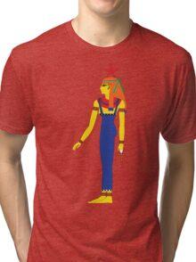 Sopdet [FRESH Colors]   Egyptian Gods, Goddesses, and Deities Tri-blend T-Shirt