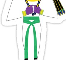 Osiris Version 2 [FRESH Colors] | Egyptian Gods, Goddesses, and Deities Sticker
