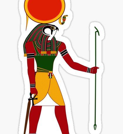 Ra or Re Version 2 | Egyptian Gods, Goddesses, and Deities Sticker