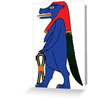 Taweret [FRESH Colors] | Egyptian Gods, Goddesses, and Deities Greeting Card