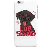 BLACK LAB SQUAD iPhone Case/Skin