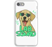 YELLOW LAB SQUAD iPhone Case/Skin