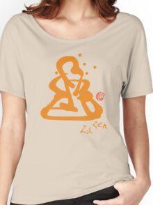 Za Zen - Orange Awakening Women's Relaxed Fit T-Shirt