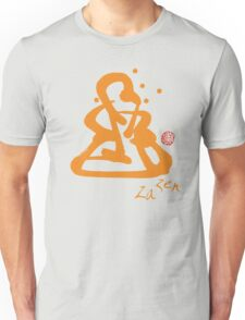 Za Zen - Orange Awakening Unisex T-Shirt
