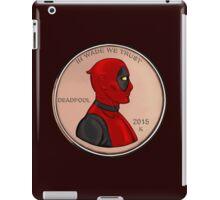Deadpool Penny 04 iPad Case/Skin