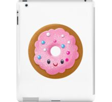Pink Donut with Sprinkles iPad Case/Skin