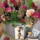 Flowers in the Studio by Barbara Wyeth