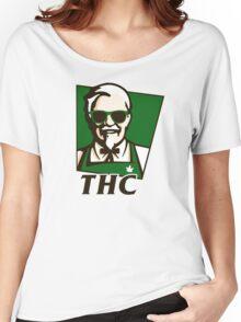 THC Secret Recipe Women's Relaxed Fit T-Shirt