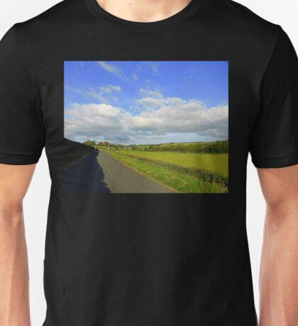 An August Evening........................Ireland Unisex T-Shirt