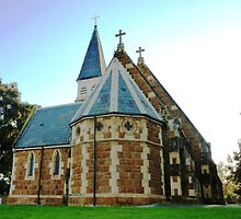 Holy Trinity Anglican Church - Bacchus Marsh, Vic. by EdsMum