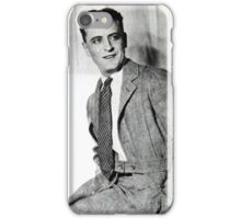 F. Scott Fitzgerald iPhone Case/Skin