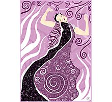 Klimt Vision one Photographic Print