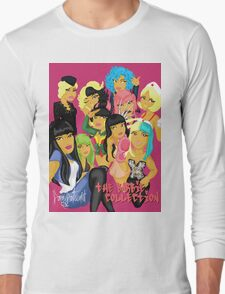 Barbie Collection Long Sleeve T-Shirt
