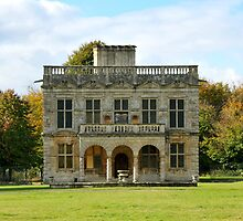 lodge Park Sherborne, Oxfordshire, UK  by Catherine Ames