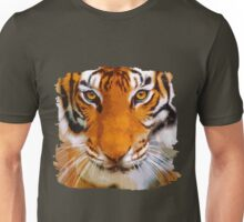 The Eye of the Tiger - Graphic Unisex T-Shirt