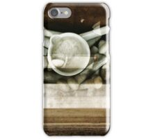 Apothecary Window iPhone Case/Skin