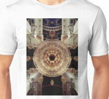 Christian religion symbol cross  Unisex T-Shirt