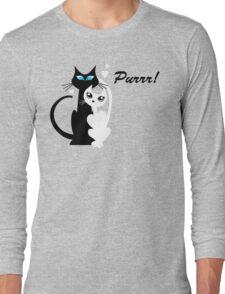 Purrr! Long Sleeve T-Shirt