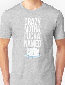 Ice Cube White Unisex T-Shirt