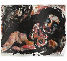 Faces, Bernard Lacoque-24 Poster