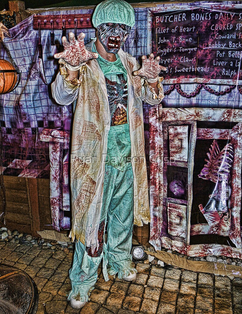 Dr. Death by Ryan Davison Crisp
