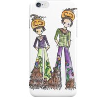 Boo To You! iPhone Case/Skin