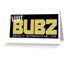 Beyond Kayfabe Podcast - Like A BUBZ Greeting Card