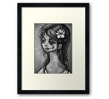 The child born in May  2 Framed Print