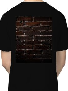 Brick Wall ver. 2 Classic T-Shirt
