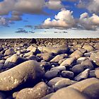 Stones and Clouds by Komang