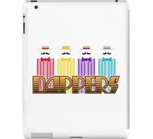 Dappers with lettering iPad Case/Skin