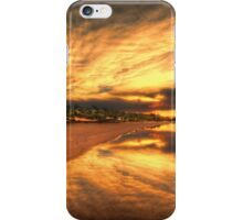 Morning reflections, Googs Lake iPhone Case/Skin