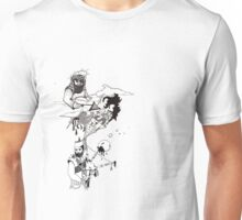 The bagpipes story Unisex T-Shirt