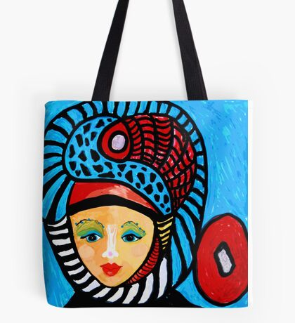 Maria, one of the diva series Tote Bag
