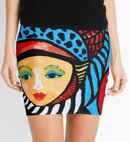 Maria, one of the diva series Mini Skirt