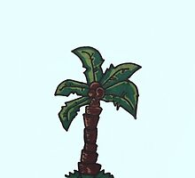 Palm Tree by cinemagia