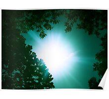 spirit sky Poster