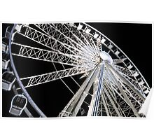 Wheel Of Surfers Paradise (WOSP) Poster