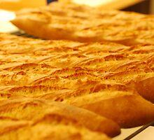 French Baguette -- Crack For Freshness by zwrr16