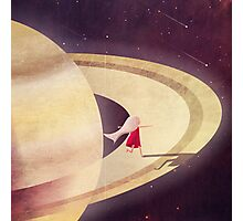 Saturn Child Photographic Print