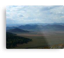 Mongolian Plains Metal Print