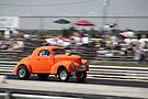 Willys at the HAMB Drags by dlhedberg