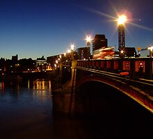 lambeth bridge by kenkrash
